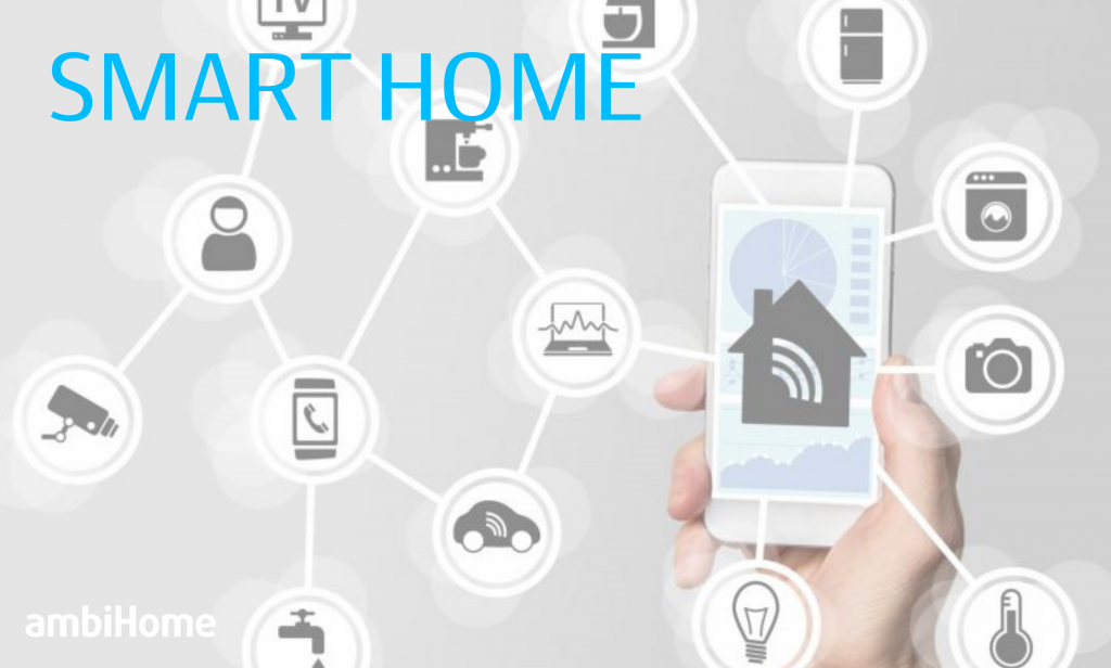 Neues Modul: Smart Home in Kooperation mit ambiHome