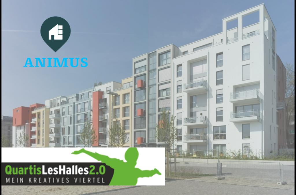Live-Start im Quartier LesHalles in Düsseldorf