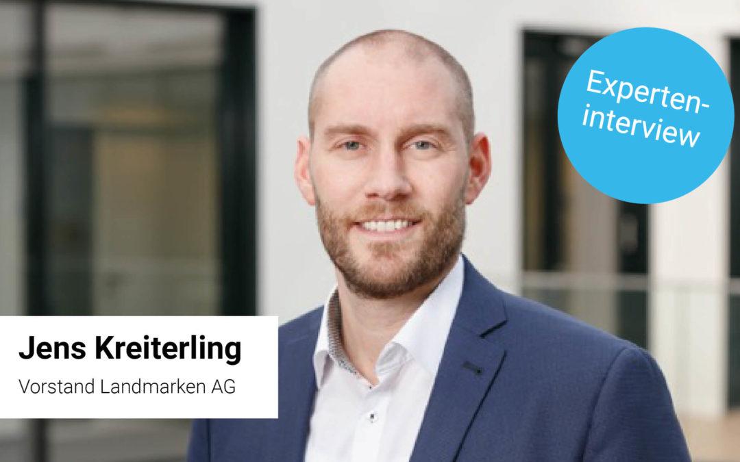 Das Bürogebäude der Zukunft ist digital – Experteninterview mit Jens Kreiterling
