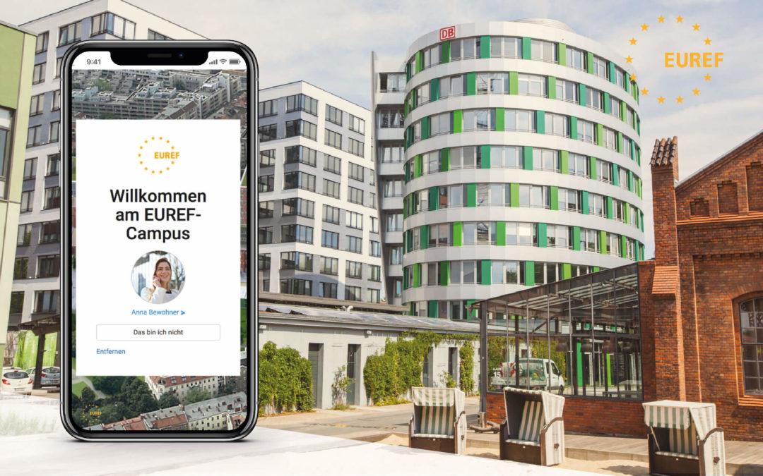 Partnerschaft mit inno2grid am EUREF Campus Berlin