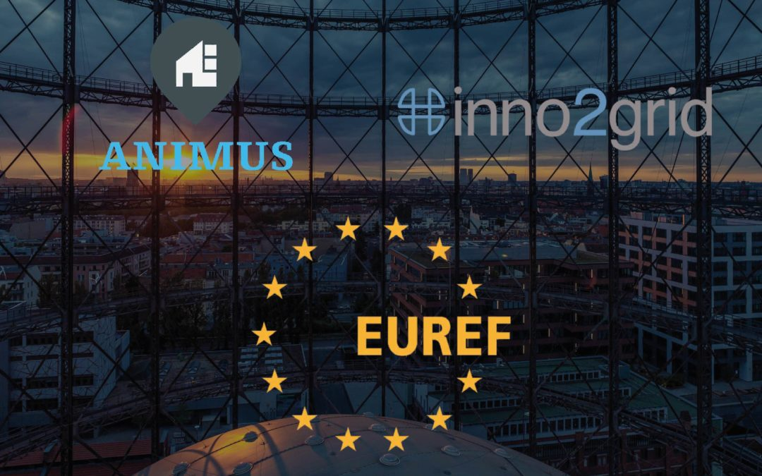 Kooperation inno2grid und ANIMUS am EUREF-Campus