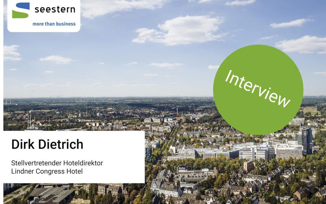 Die ANIMUS-App als Werbeplattform für lokale Unternehmen am Beispiel Seestern – Interview mit Dirk Dietrich
