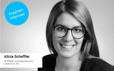 Ein Viertel voller Leben – Experteninterview mit Alicia Scheffler