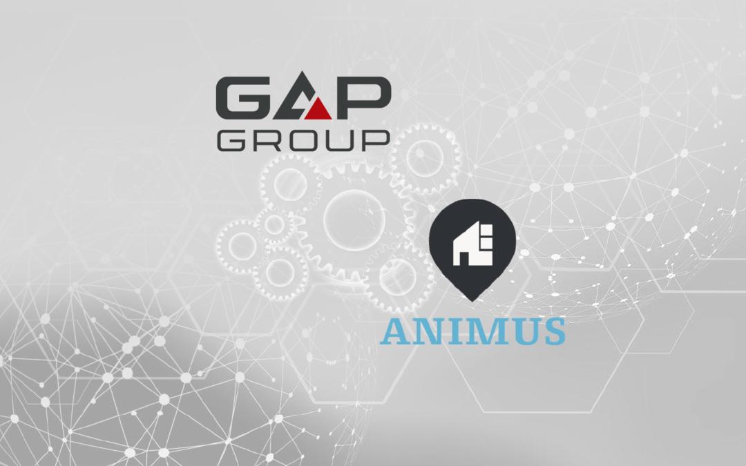 Pressemitteilung: Kooperation zwischen der GAP-Group & ANIMUS