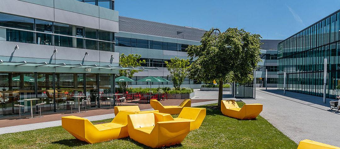 Pressemitteilung – neue Quartiersapp für den Atrium Business Park